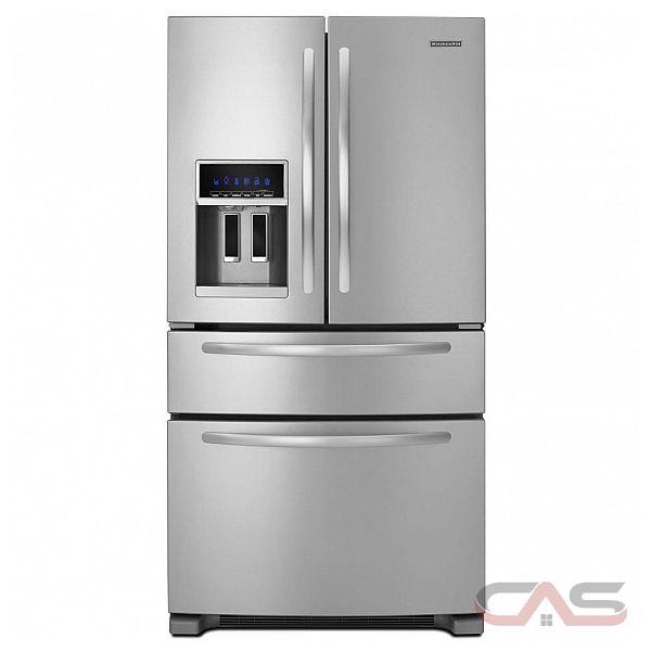 Kfxs25rybl Kitchenaid Refrigerator Canada Best Price