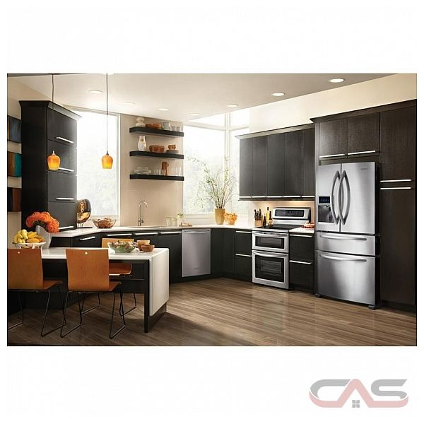 Kitchenaid Kfxs25ryms Refrigerator Canada Best Price