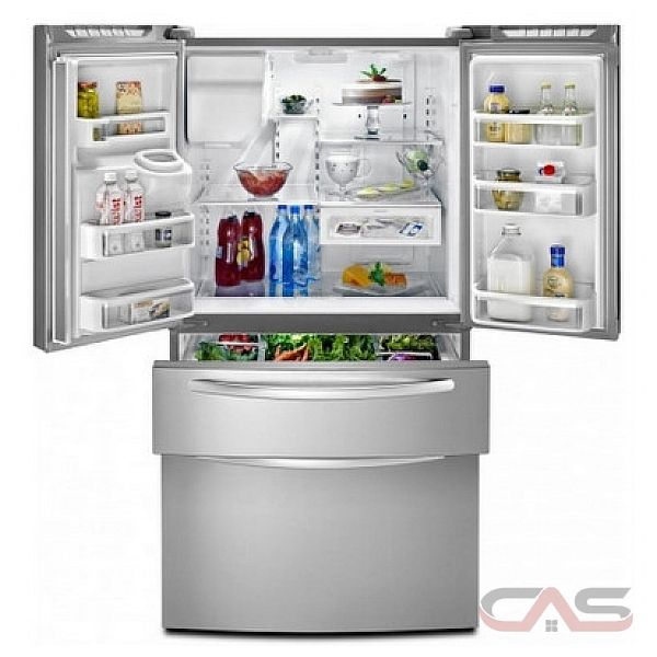 Kitchenaid Kfxs25ryms Refrigerator Canada Best Price