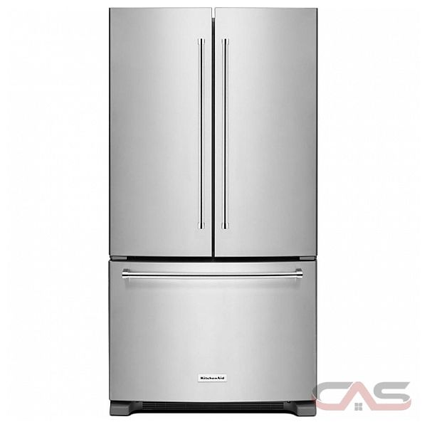 Kitchenaid Krfc300ess Refrigerator Canada Best Price