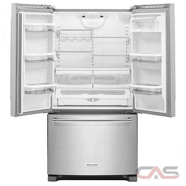 Krfc300ewh Kitchenaid Refrigerator Canada Best Price
