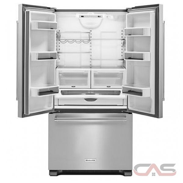 Krfc302ebs Kitchenaid Refrigerator Canada Best Price