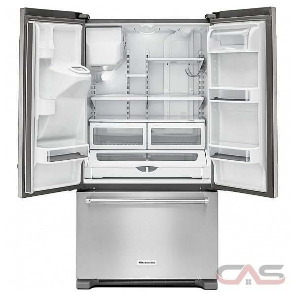 Krfc400ebl Kitchenaid Refrigerator Canada Best Price
