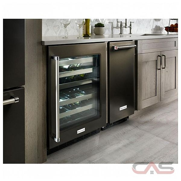 Kitchenaid Krfc704fbs Refrigerator Canada Best Price