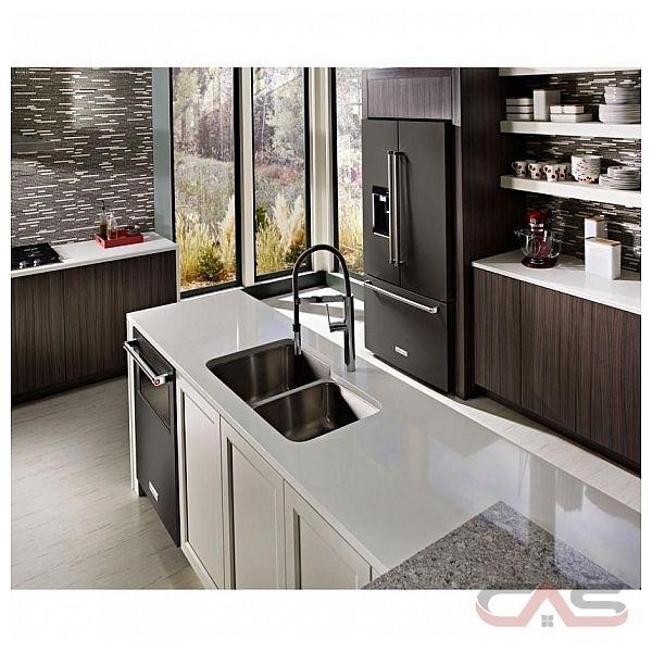 Kitchenaid Krfc704fbs Refrigerator Canada Best Price