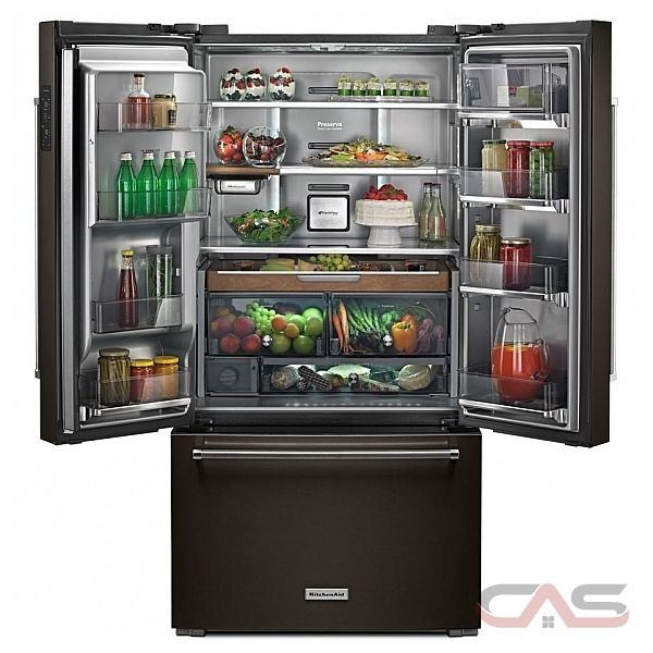 Krfc704fps Kitchenaid Refrigerator Canada Best Price