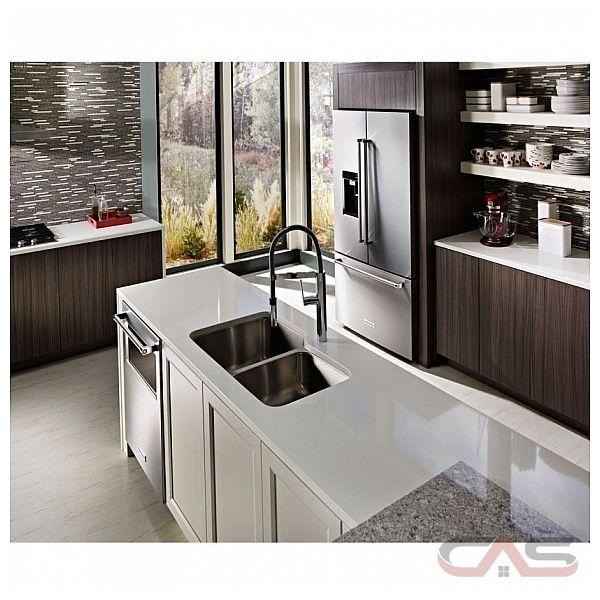 Kitchenaid Krfc704fss Refrigerator Canada Best Price