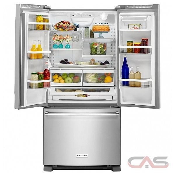 Krff302ess Kitchenaid Refrigerator Canada Best Price