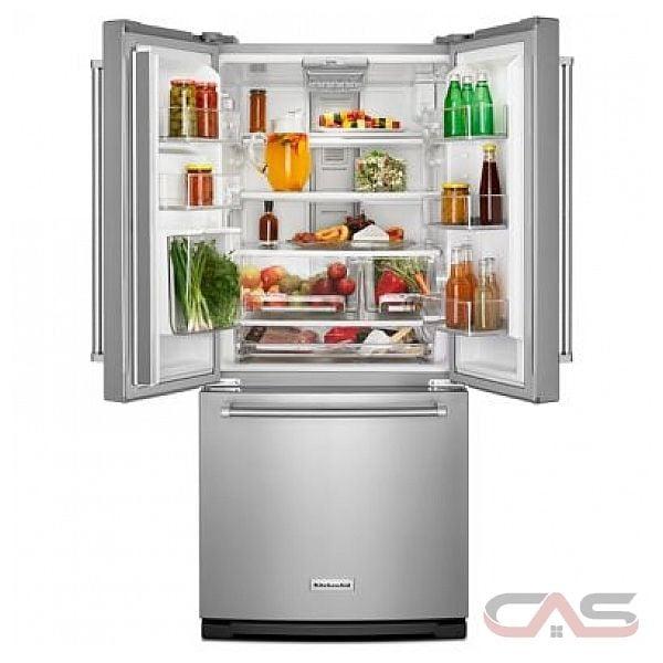 Youtube Video Kitchen Aid Refrigerator