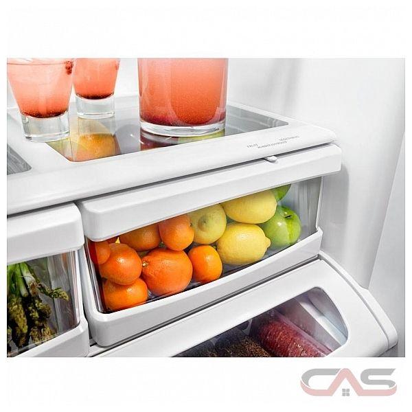 Kitchenaid Krff305ewh Refrigerator Canada Best Price