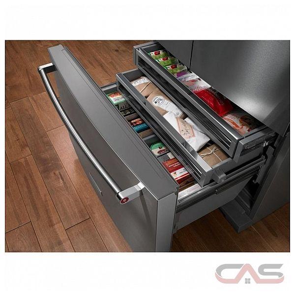 Kitchenaid Krff707ess Refrigerator Canada Best Price