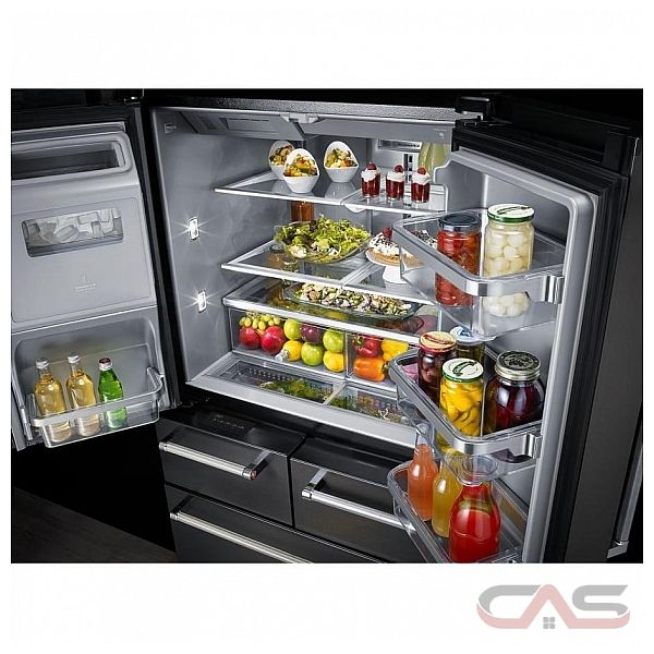Kitchenaid Krmf706ebs Refrigerator Canada Best Price