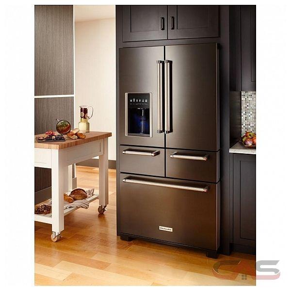 Kitchenaid Krmf706ess Refrigerator Canada Best Price