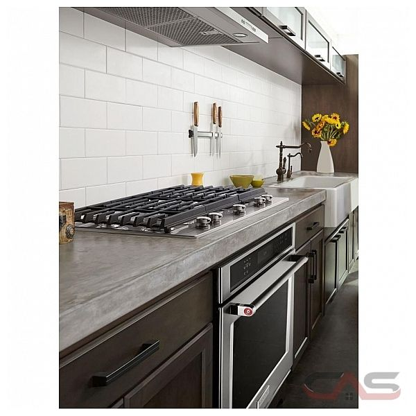 KitchenAid KCGS950ESS Cooktop, Gas Cooktop, 30 Inch, 5