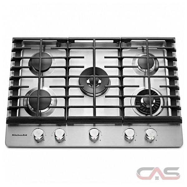 Discount Electric Cooktops 30 In ~ Kitchenaid kcgs ess cooktop gas inch