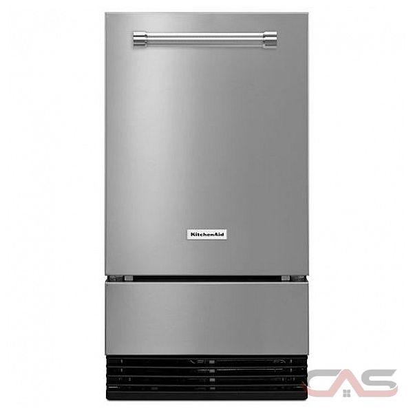 Kitchen Aid Ice Maker: KitchenAid KUID308ESS Refrigerator Canada