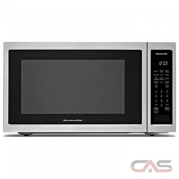 Kmcc5015gss Kitchenaid Microwave Canada Best Price