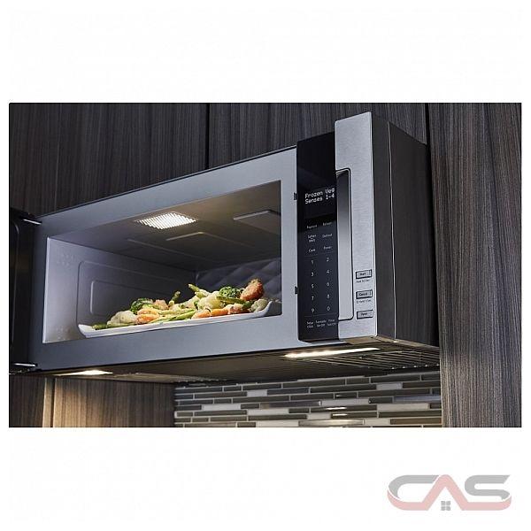Ykmls311hss Kitchenaid Microwave Canada Best Price