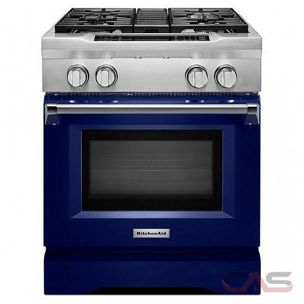 kdrs407vbu kitchenaid range canada