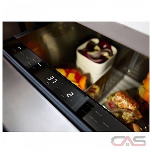kudr204esb kitchenaid refrigerator canada - best price  reviews and specs