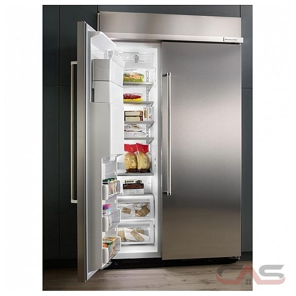 Kitchenaid Kbsd608ess Refrigerator Canada Best Price
