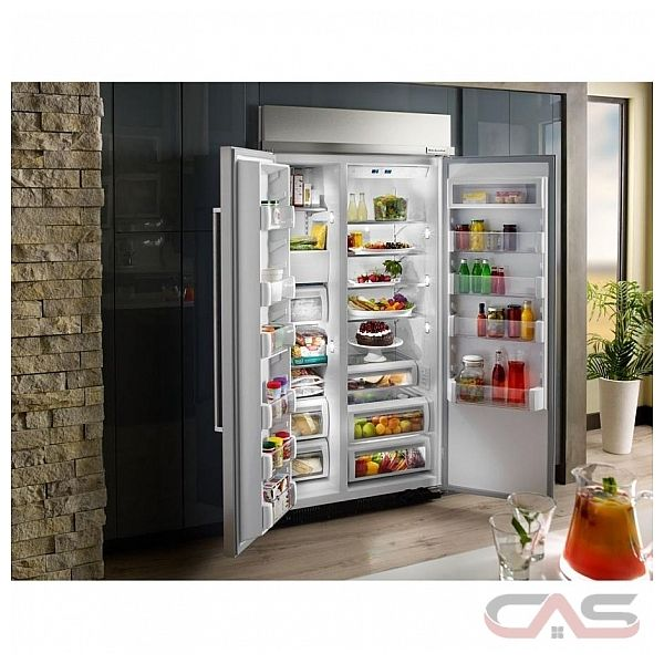 Kbsn602epa Kitchenaid Refrigerator Canada Best Price