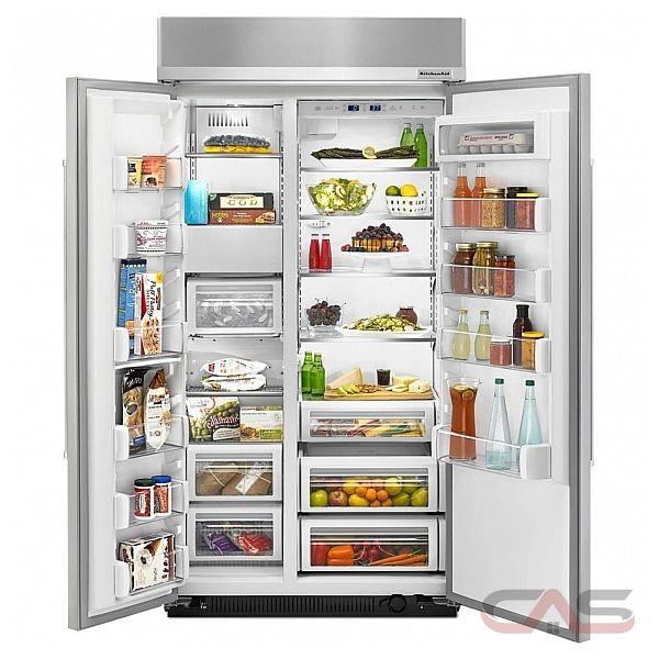 Kitchenaid Kbsn602epa Refrigerator Canada Best Price