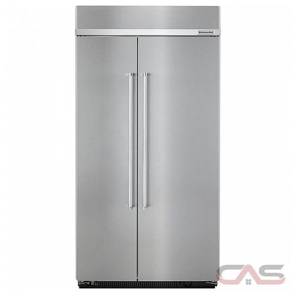Kbsn602ess Kitchenaid Refrigerator Canada Best Price