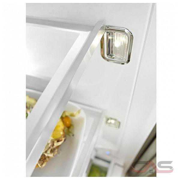 kitchenaid kbsn608ess side by side refrigerator 48 width