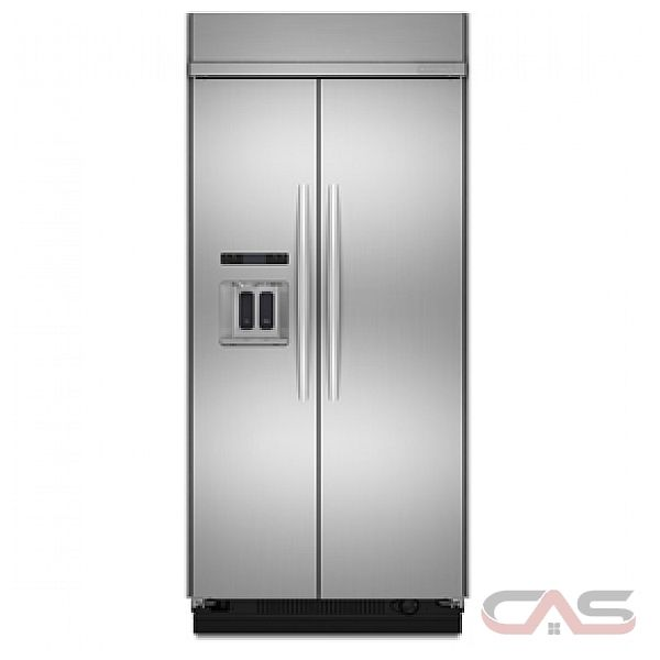 ft built in side by side refrigerator best price reviews canada