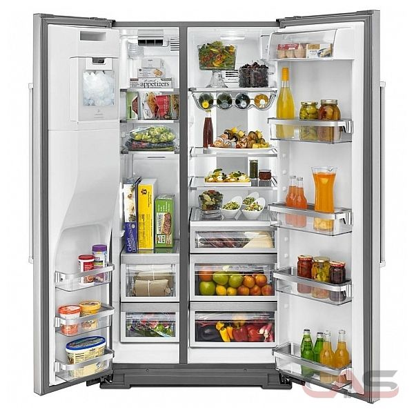 krsf505ess kitchenaid refrigerator canada - best price