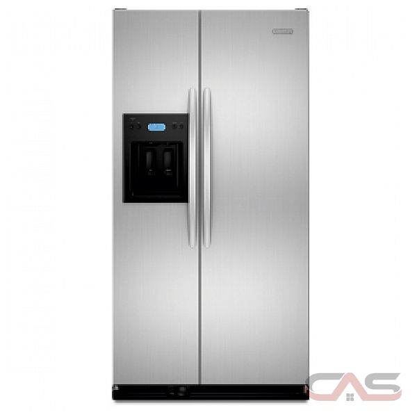 Kscs25ftss Kitchenaid Refrigerator Canada Best Price