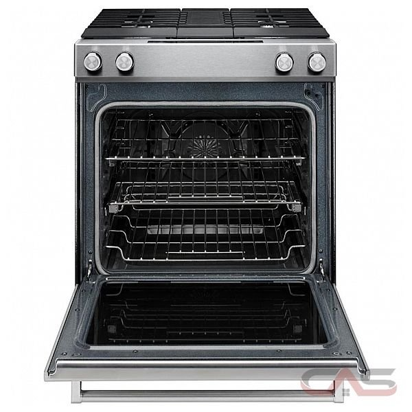 KitchenAid KSDG950ESS Range Dual Fuel Range 30 inch