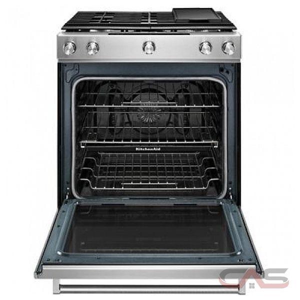 kitchenaid ksgg700ess range canada best price reviews and specs. Black Bedroom Furniture Sets. Home Design Ideas