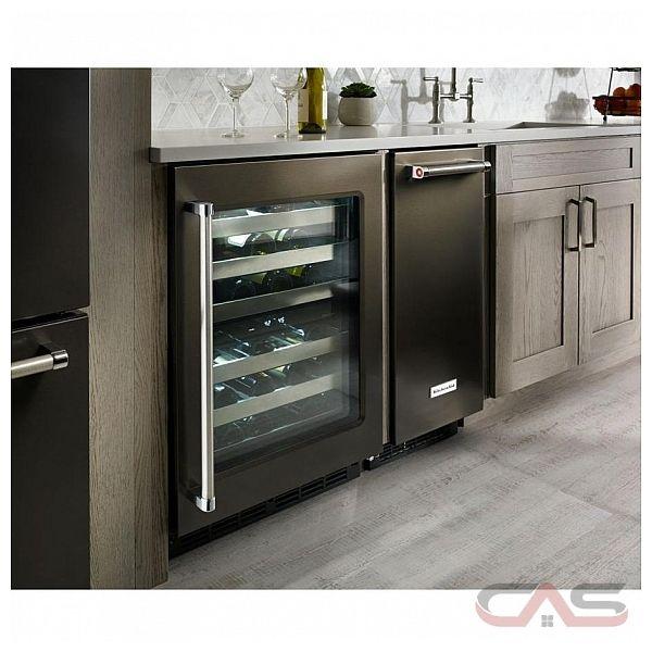 Kitchenaid Kuwr304ebs Refrigerator Canada Best Price