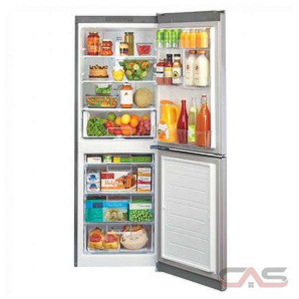 "LG LBN10551PV Bottom Mount Refrigerator, 24"" Width, Energy"