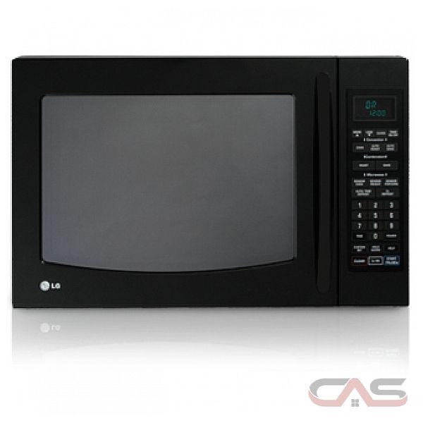 LG LMC1541SB Countertop microwave, 22 5/8 in, 1.5 cu ft, 1000W ...
