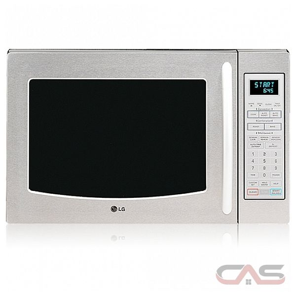 Lg Countertop Microwave Reviews : LG LMC1543SS Countertop Microwave, 22 5/8 in, 1.5 cu.ft, with 1000W ...