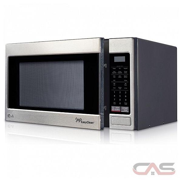 LG LMC2055ST Countertop Microwave, 23 7/8