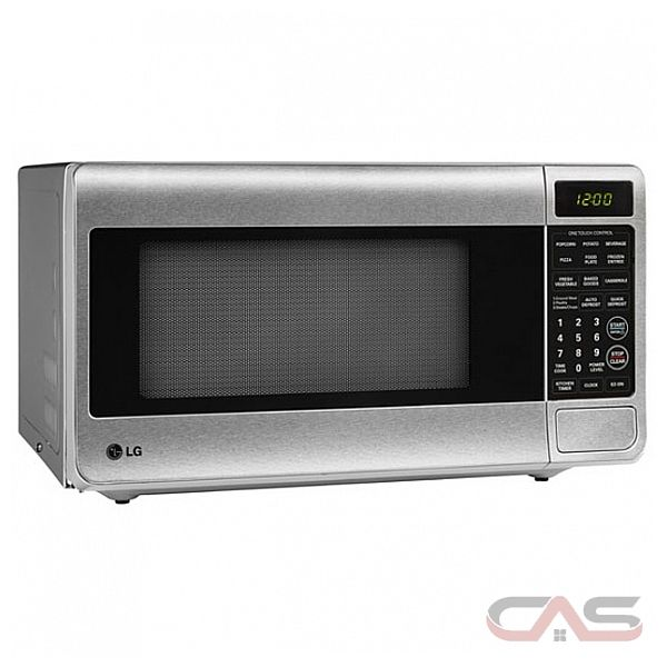 Lg Countertop Microwave Reviews : LG LMS1170SS Countertop Microwave, 20 1/16 in, 1.1 cu.ft, with Auto ...