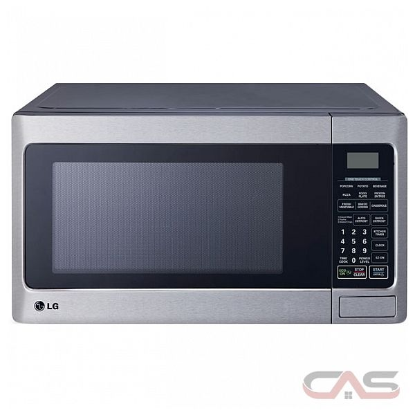 Best Countertop Large Microwave : LG LMS1190ST Countertop Microwave 1.1 cu. ft. Capacity, 1000W Output ...