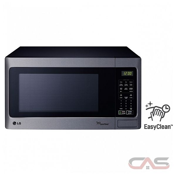 Lg Countertop Microwave Reviews : LG LMS1531ST Countertop Microwave, 21 7/8
