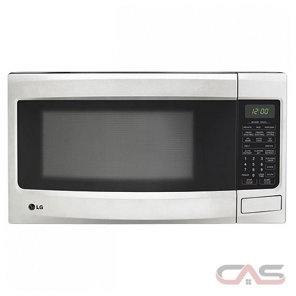 Countertop Microwave Lg : LG LMS1571SS Countertop Microwave, 21 7/8 in, 1.5 cu.ft, with Sensor ...