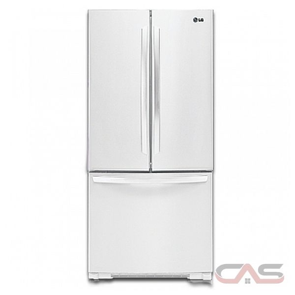 LG LFC20786SW French Door Refrigerator, 30 in, 19.7 cu.ft, with Multi-Air Flow Cooling, French Door Styling Sophisticated Design, Inside and Out, Environmentally Friendly