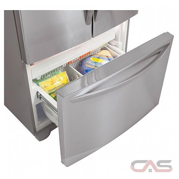 Lg Lfc21776st Refrigerator Canada Best Price Reviews