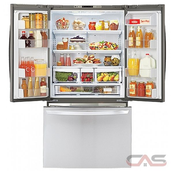 Lfc21776st Lg Refrigerator Canada Best Price Reviews
