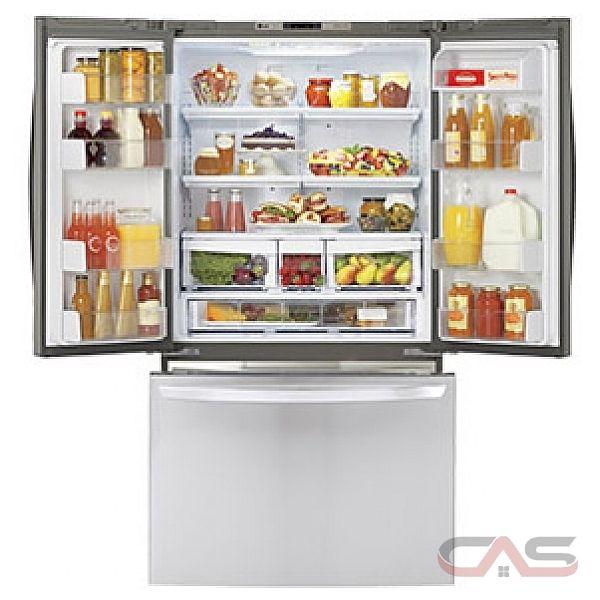 Lfc21776st Lg Refrigerator Canada Best Price Reviews