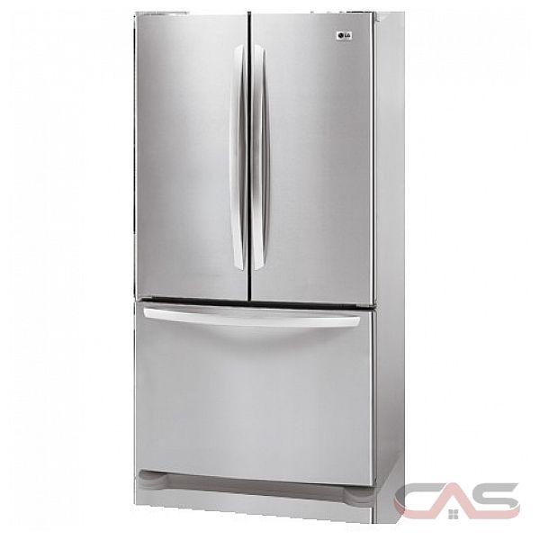 Lg Lfc25770st French Door Refrigerator 36 In 25 0 Cu Ft