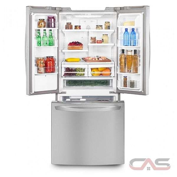 how to turn on samsung french door refrigerator
