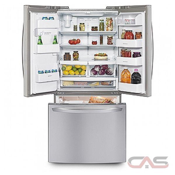Lg Lfx25778st Refrigerator Canada Best Price Reviews